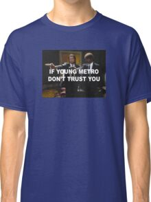 Young Metro - Pulp Fiction Classic T-Shirt