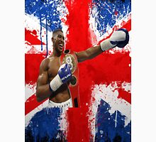 Anthony Joshua British Boxing World Champion  Unisex T-Shirt