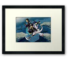 Kekkaishi  Framed Print
