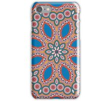 Circular pattern in arabic style iPhone Case/Skin