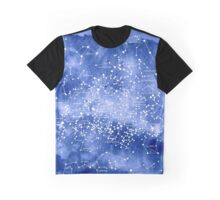Southern Star Map Graphic T-Shirt