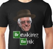 Bernie Breaking Bank Unisex T-Shirt