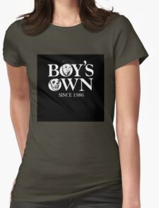 BOY'S OWN boys own Womens Fitted T-Shirt