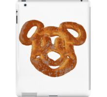 Mickey Pretzel iPad Case/Skin
