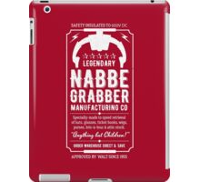 Nabbe Grabber iPad Case/Skin