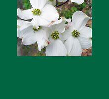 Flowering Dogwood Wildflower - Cornus florida Unisex T-Shirt