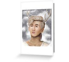 VIXX Ken 12 Greeting Card