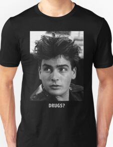 Drugs Ferris Bueller's Day Off Movie Quote T-Shirt