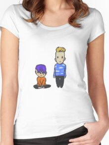 Baby Scomiche Women's Fitted Scoop T-Shirt