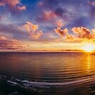 Noosa Heads Sunrise by Sam Frysteen