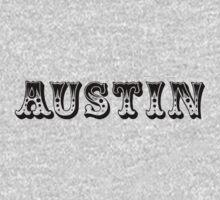 Austin is a Circus. by D & M MORGAN
