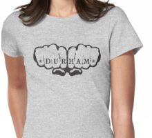 Durham! Womens Fitted T-Shirt