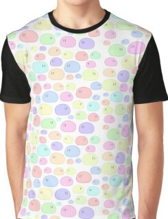 Dango   White Background Edition Graphic T-Shirt
