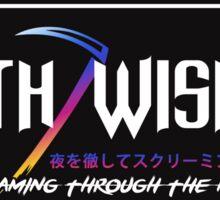 Death Wish JDM Slap Neo Sticker
