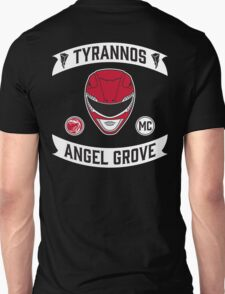 Angel Grove Motorcycle Club (Tyrannos) Unisex T-Shirt
