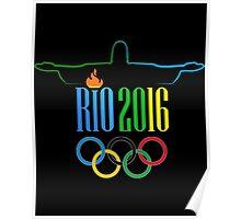 Rio 2016 Poster