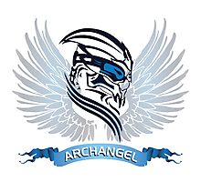 Archangel version 2 (Garrus) Photographic Print