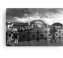 Time to split - Sydney Australia Metal Print