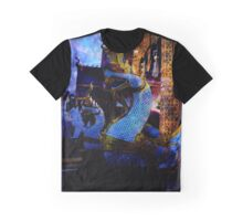 The Temple Lost in Time Graphic T-Shirt