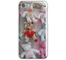Teddybears and Bunnies..... iPhone Case/Skin