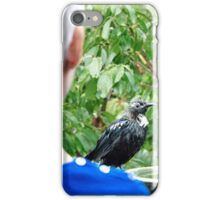 Heather - I talk to the birds 'cause they talk to me.....!!!! iPhone Case/Skin