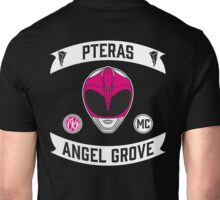 Angel Grove Motor Cycle Club (Pteras) Unisex T-Shirt