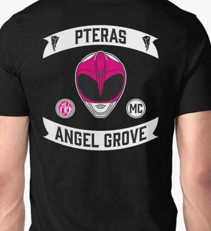 Angel Grove Motor Cycle Club (Pteras) Unisex T-Shirt