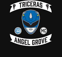 Angel Grove Motorcycle Club (Triceras) Unisex T-Shirt