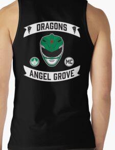 Angel Grove Motorcycle Club (Dragons) Tank Top