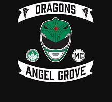 Angel Grove Motorcycle Club (Dragons) Unisex T-Shirt