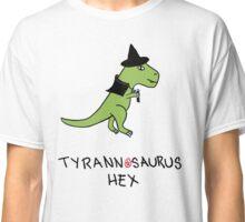 Tyrannosaurus Hex Classic T-Shirt