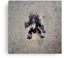 dark seer Canvas Print
