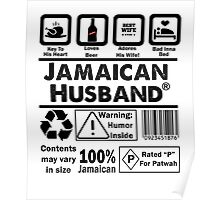 Product of Jamaica - The Jamaican Husband Poster