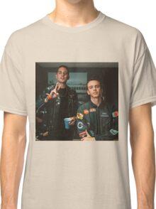 Logic and G Eazy  Classic T-Shirt