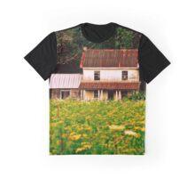 Abandoned Farm Graphic T-Shirt