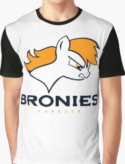 Bronies Denver Broncos Graphic T-Shirt