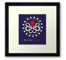Hydra 16` Framed Print