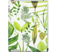 Foliage iPad Case/Skin
