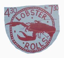 Lobster Rolls - Martha's Vineyard Baby Tee