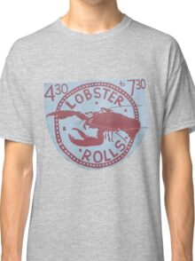 Lobster Rolls - Martha's Vineyard Classic T-Shirt