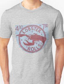 Lobster Rolls - Martha's Vineyard Unisex T-Shirt