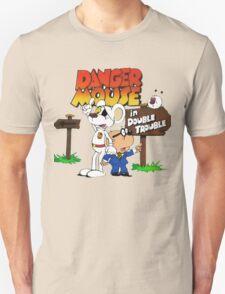 Danger Mouse Trouble Unisex T-Shirt