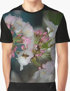 Silicon Valley Cherry Blossoms Graphic T-Shirt