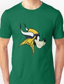 Goofy Minnesota Vikings T-Shirt