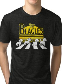 The Beagles Dog Tri-blend T-Shirt