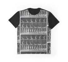 Eadweard Muybridge - Human motion study Photography Graphic T-Shirt