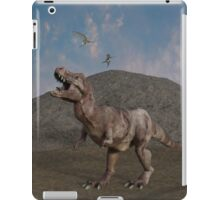 The Dinosaurs Still Rule iPad Case/Skin