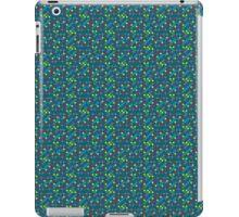 Multi-Colored Checkered iPad Case/Skin