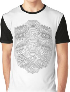 Turtle Shell Graphic T-Shirt