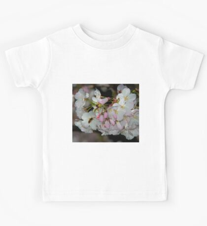 Silicon Valley Cherry Blossoms Kids Tee